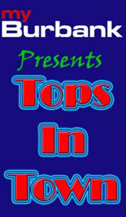 Tops in Town Title Box