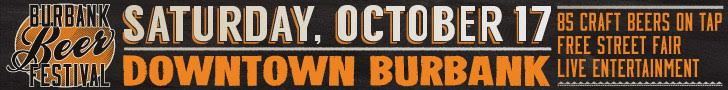 Burbank Beer Festival October 17