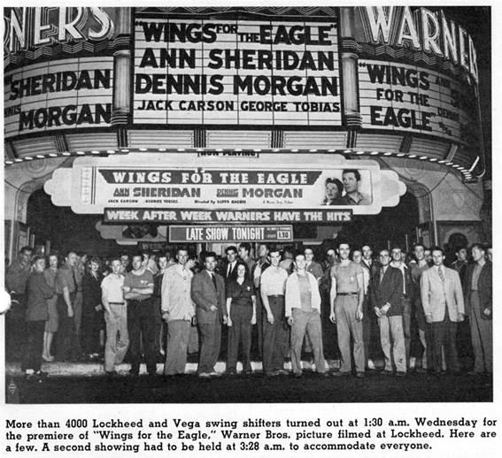 Warner Bros Lockheed