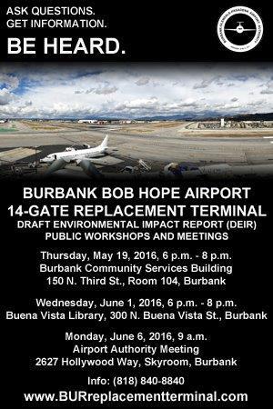 JBob Hope Airport