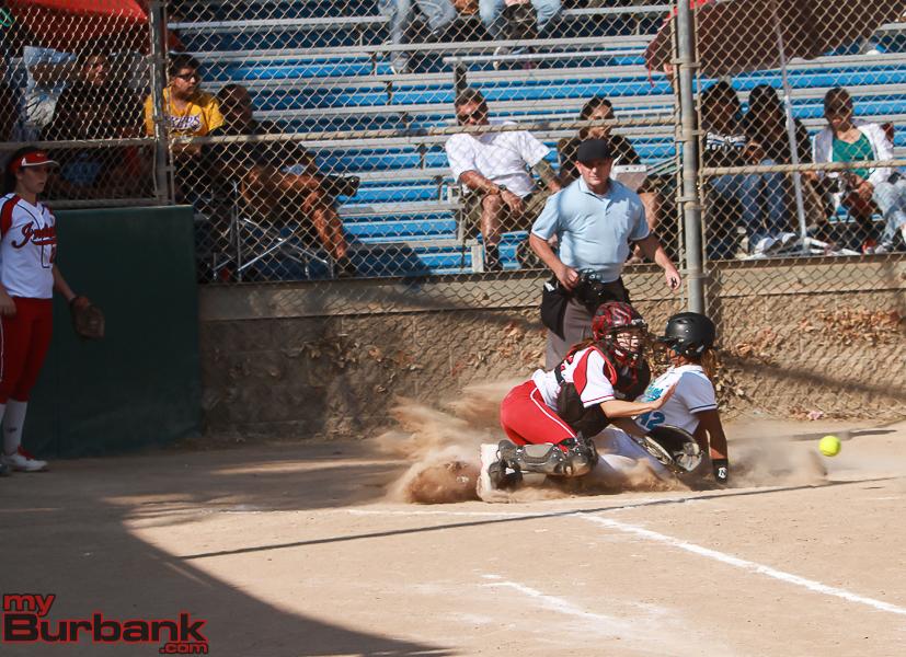 JBHS Softball vs Grand Terrace