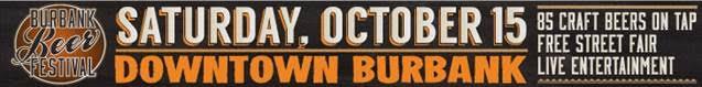 Beer Festival October 15