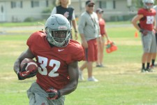 James Williams looks to get some significant playing time. (Photo courtesy of Washington State University).
