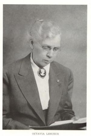 Octavia Lesueur