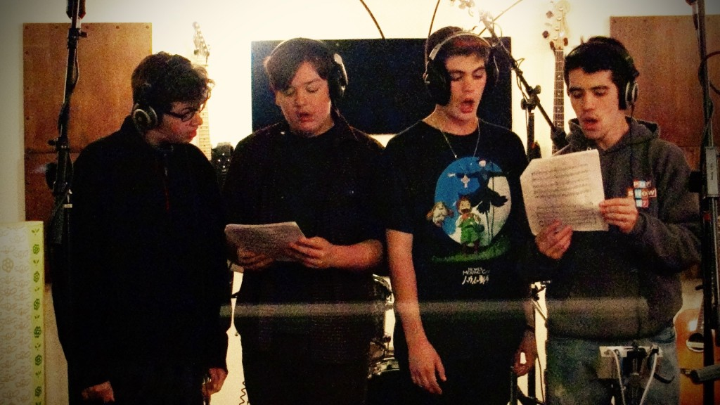 Photo Courtesy John Burroughs High School Vocal Music Association