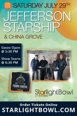 Starlight Bowl 2017