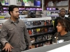LA Dodger Andre Ethier helps kids go on shopping spree at Burbank Best Buy -7