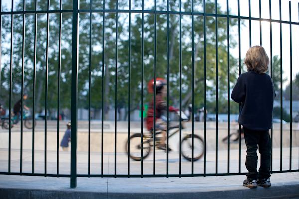 Burbank Skate Park9809