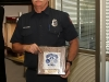 Fire Engineer Brian Williamson retires after 32 year career with BFD.