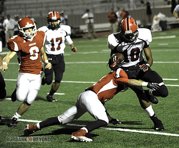 Burroughs-Glendale Football-2663