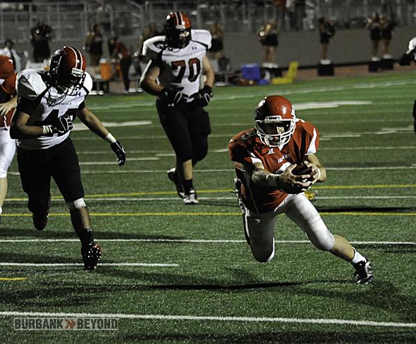 Burroughs-Glendale Football-2724