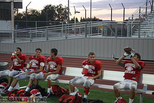 Burroughs High Preseason Football 18