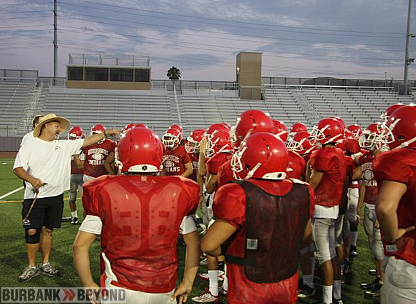 Burroughs High Preseason Football 19
