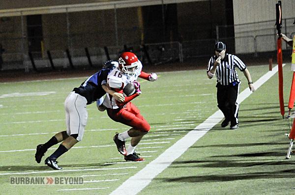 Burroughs Football vs. Crescenta Valley 2012-3365