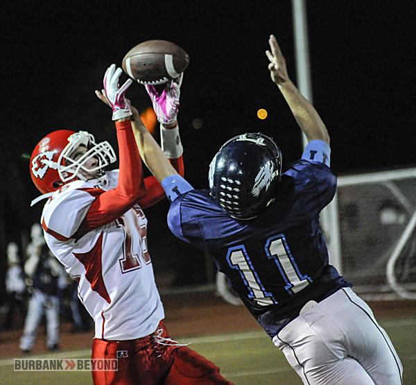 Burroughs Football vs. Crescenta Valley 2012-3371