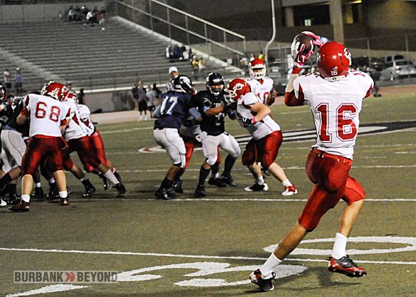 Burroughs Football vs. Crescenta Valley 2012-3383