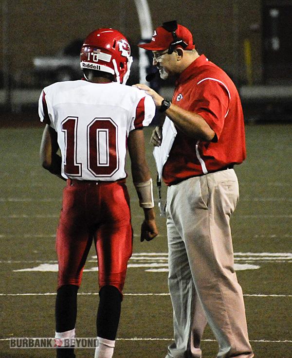 Burroughs Football vs. Crescenta Valley 2012-3490