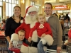 Santa at the Towncenter