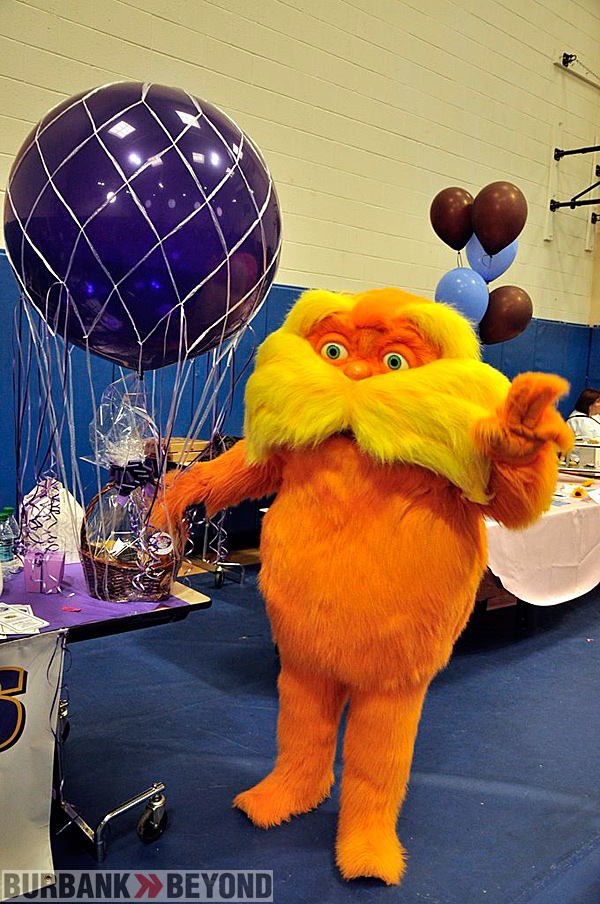 Loveable Lorax