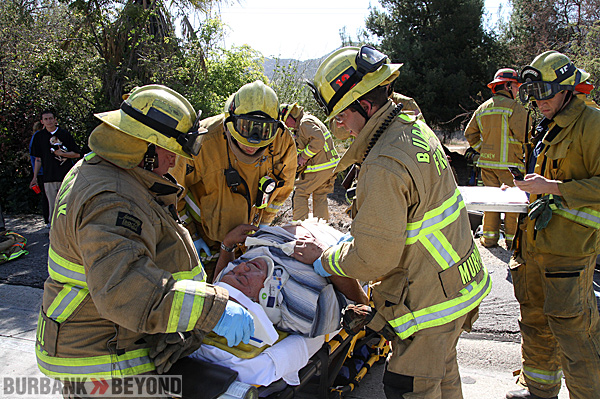 Accident Closes 134 Freeway in Burbank - myBurbank com