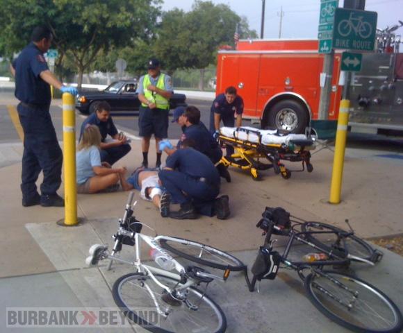 Chandler Bikeway accident
