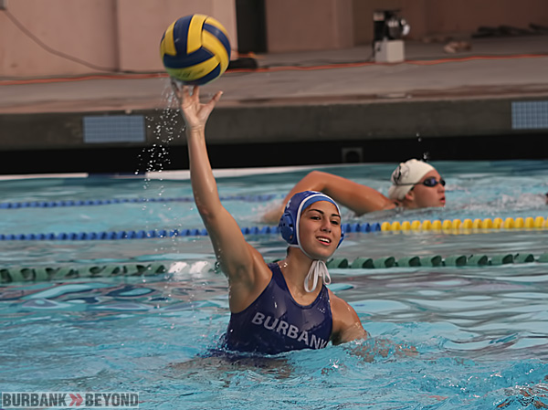 Burbank finished fifth in league (Photo by Ross A. Benson)