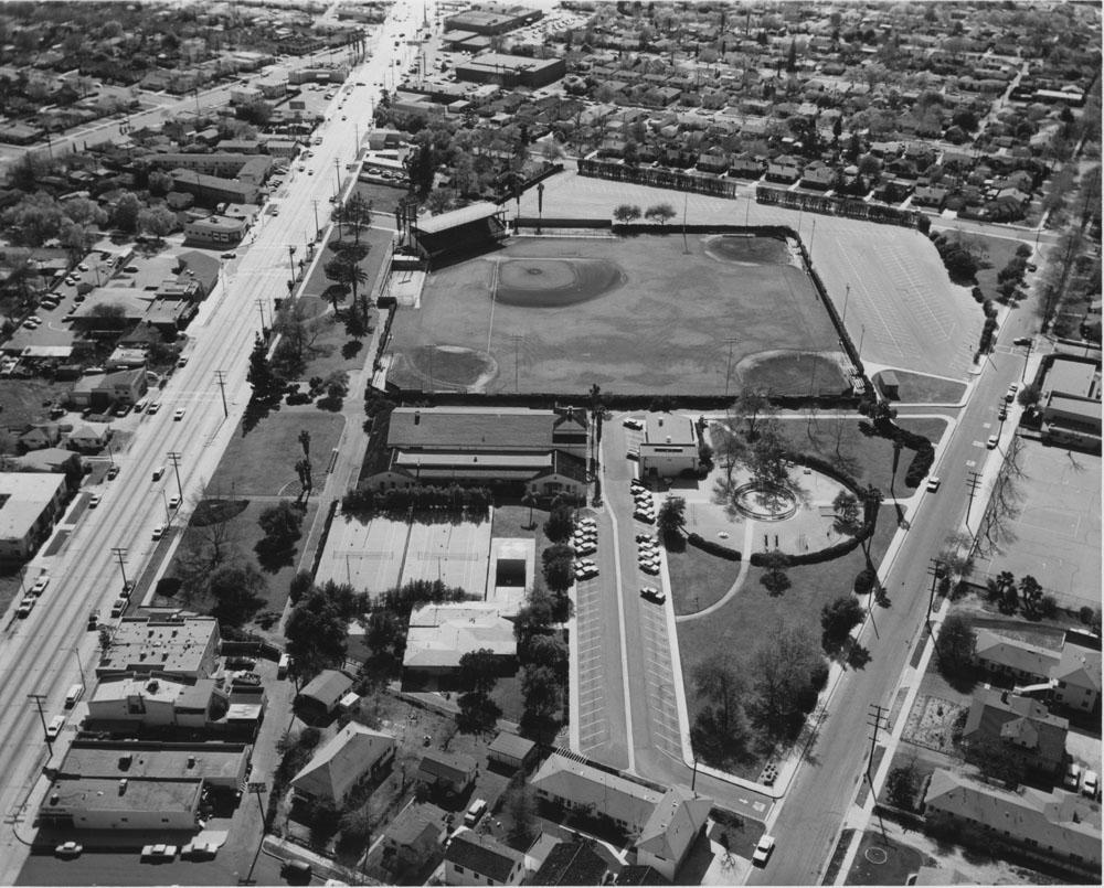 Olive Memorial Stadium