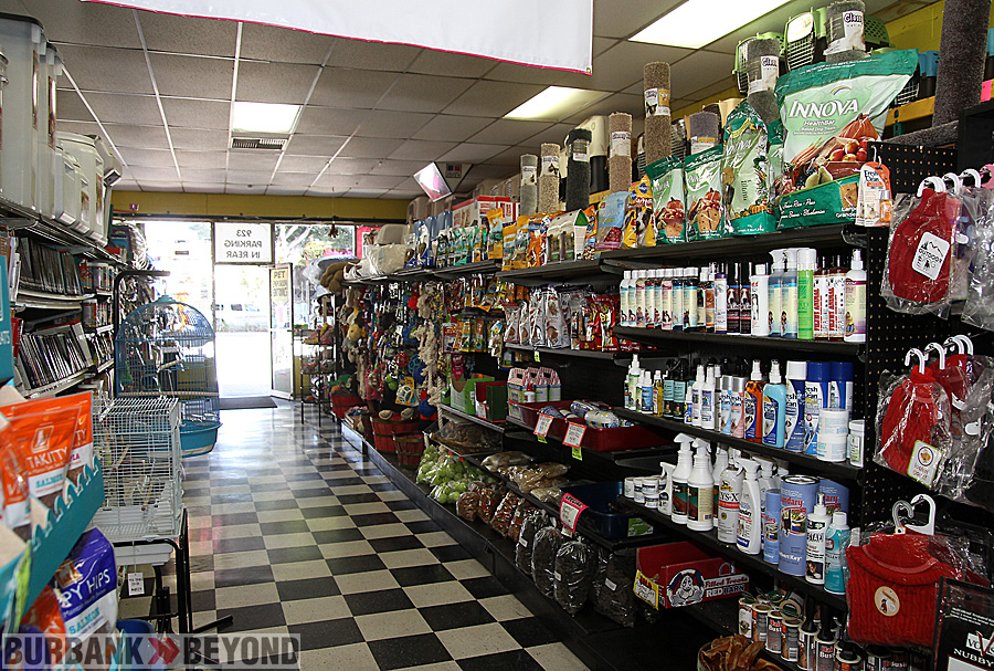 Discount coupons will be offered for plenty of items in stock at Peggy Woods Pet Emporium. (Photo by Ross A.Benson)