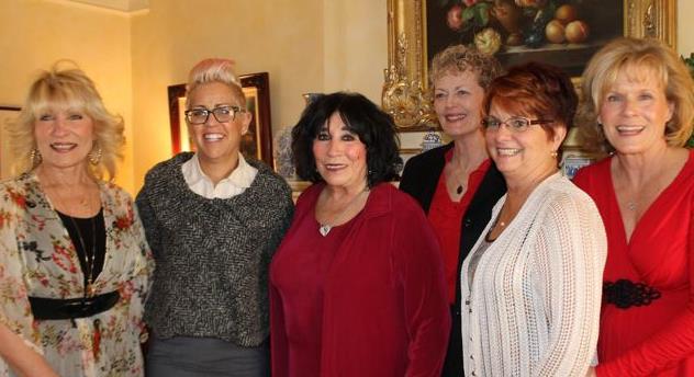 Left to Right: DeeDee Rowlands, Sandra Kelley, Sophia Macisaac, Sue Meckley,Marsha Floyd and Beth Bowles.                                                                (Photo courtesy of Glenda Jones)