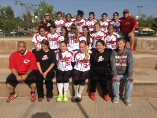 Burroughs Indians (Photo courtesy of Heidi Okimoto)