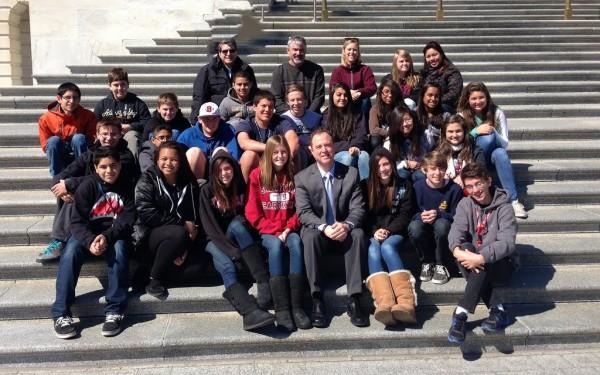Schiff Muir Students