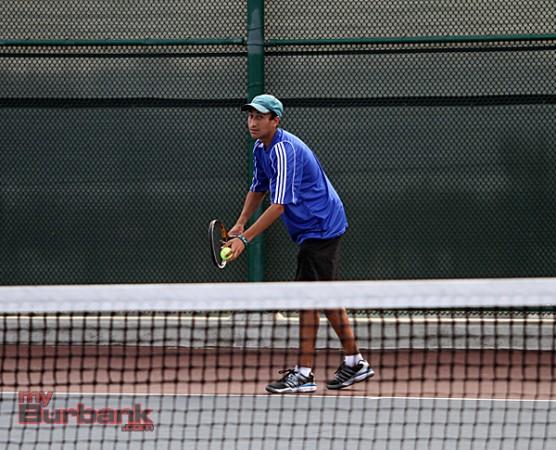 Burbank Tennis (Photo by Ross A. Benson)