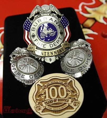 Centenitial Badges -2