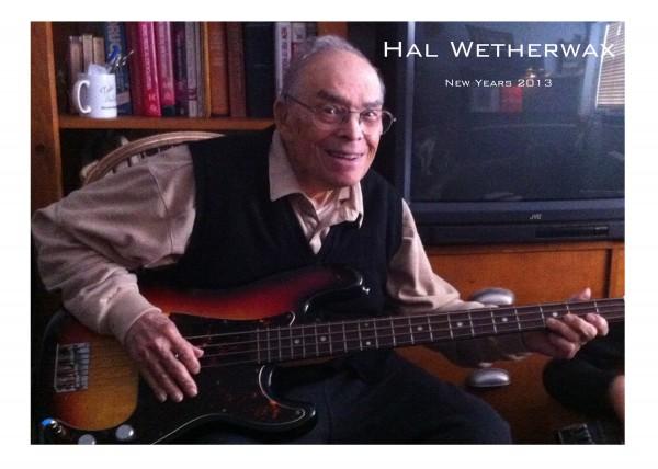"Harold ""Hal"" E. Wetherwax"
