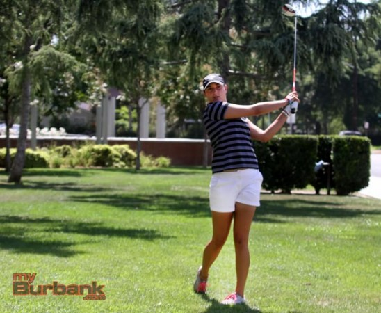 Tubert will tee it up in August in the U.S. Women's Amatuer Championship (Photo by Ross A. Benson)