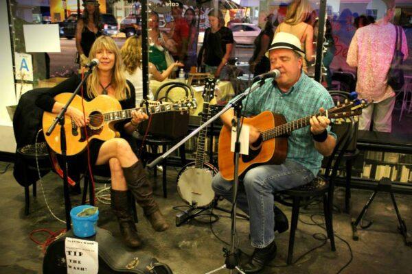 Tujunga Wash perform at Romancing the Bean. (Photo Courtesy of Ashley Erikson)