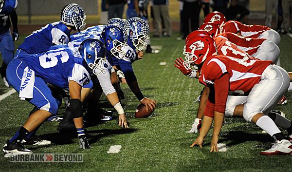 Burbank vs Burroughs Big Game 2012