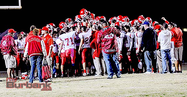 Burroughs concluded its season 6-5 overall (Photo by Craig Sherwood)