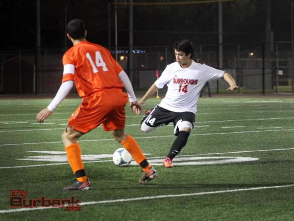 Burroughs began the season with a 7-0 win against Pasadena Poly (Photo by Ross A. Benson)