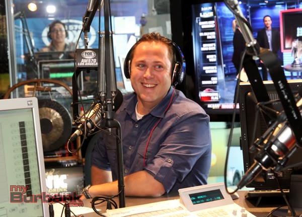 Tim Cates has become one of Los Angeles' top producers of sports talk radio (Photo by Ross A. Benson)