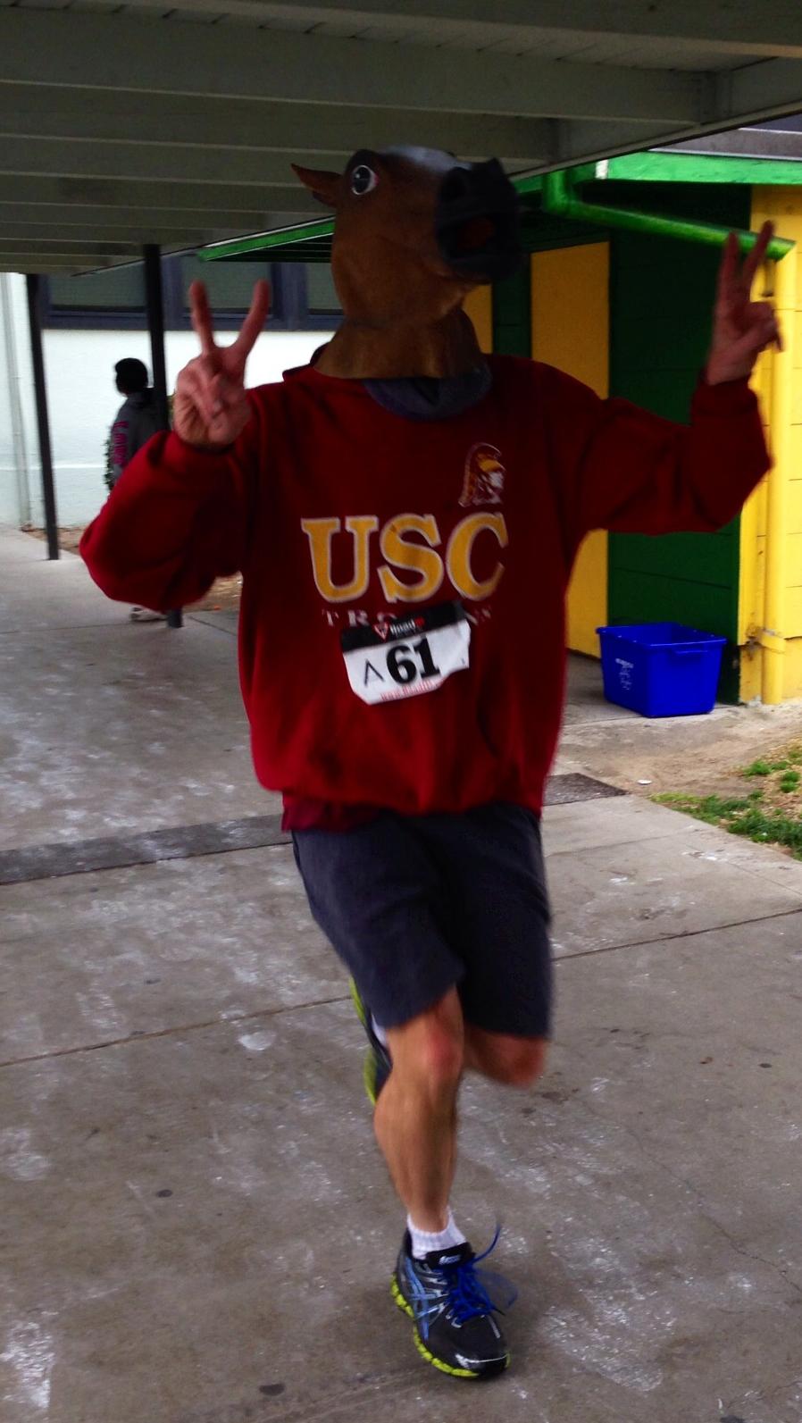 "Joe ""Horse"" Marando. (Photo Courtesy of Luther Middle School.)"
