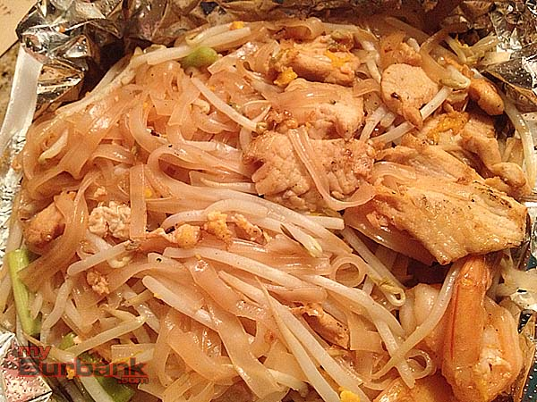 Pad Thai (Photo By Lisa Paredes)