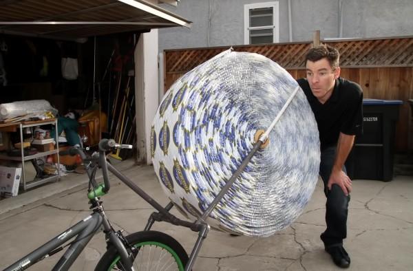 Bike Bubble Wrap -5