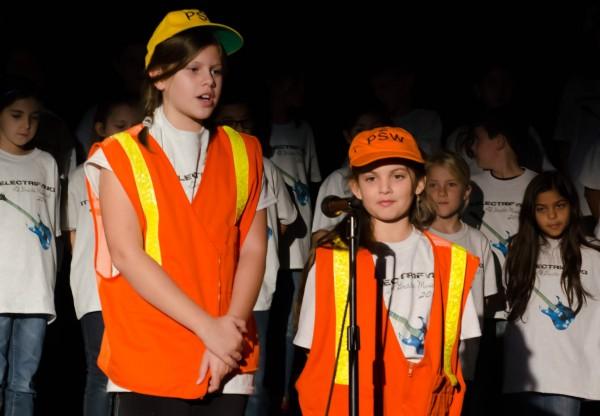 Power Station Workers (Allison Hilliard, Elizabeth Flores) (Photo Courtesy of Kara Elizabeth Photography)