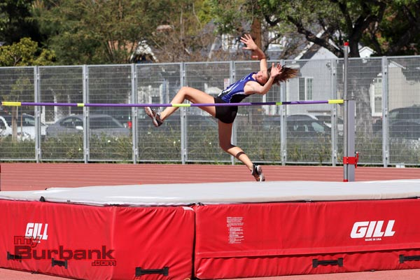 Burbank looks to soar to new heights this season (Photo by Ross A. Benson)
