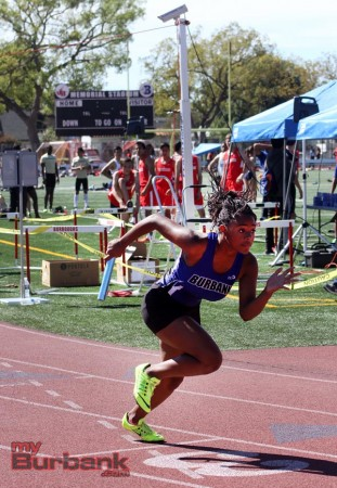 Burbank Track and Field (Photo by Ross A. Benson)