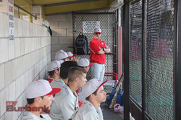 Assistant coach Tommy Perez will keep a close eye on the Indians offense (Photo by Dick Dornan)