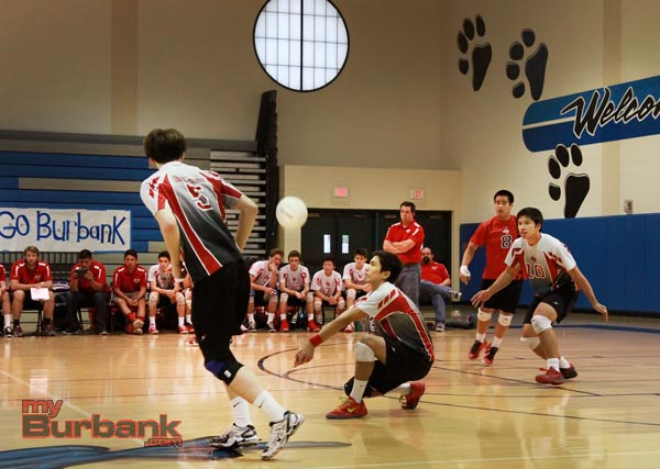Burroughs has been dominant all season (Photo by Ross A. Benson)