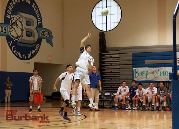 Burbank is currently in second place in league (Photo by Ross A. Benson)