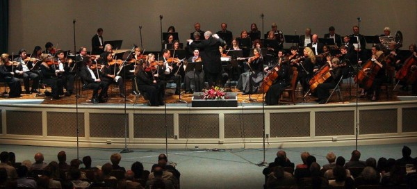 Burbank Philharmonic Orchestra. (Courtesy of Burbank Philharmonic Orchestra)